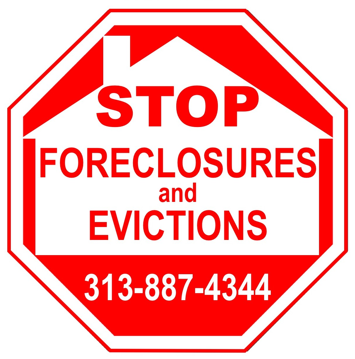 Stop Foreclosures                                         and Evictions