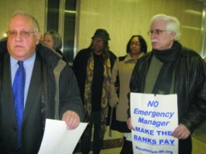 Foreclosures, fraud & the big fight - Metro Times article