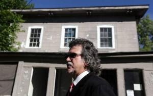 Detroit Free Press photo of Douglas Winters, attorney for Ypsilanti Township,