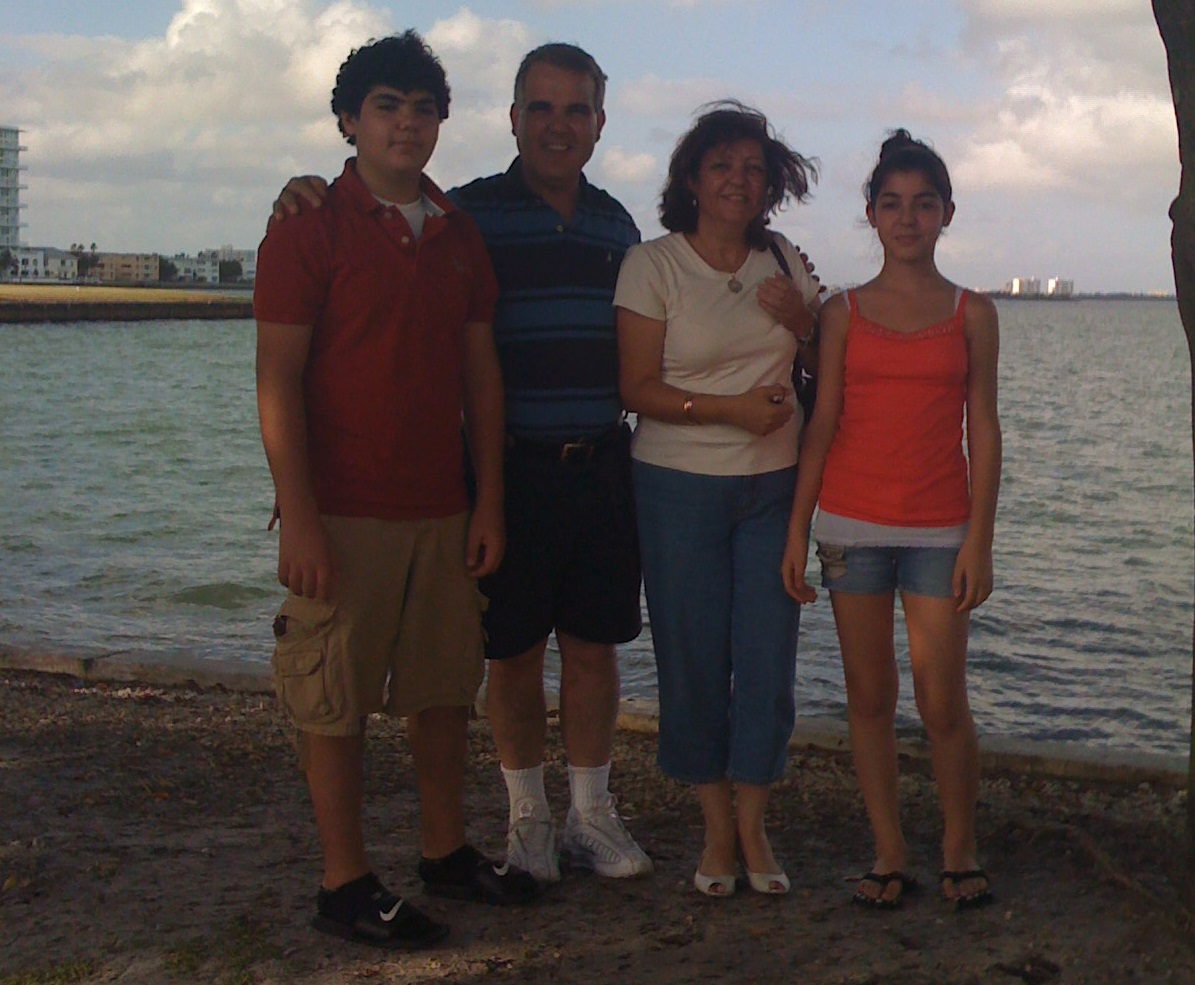 Awad Family Picture