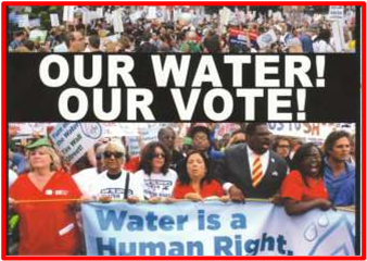 Our Water, Our Vote!